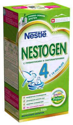 Молочная смесь 4 ( c 18 мес. ) Nestogen 4 с 18 мес 350 г