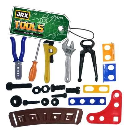 Набор игрушечных инструментов JRX Профи на поясе