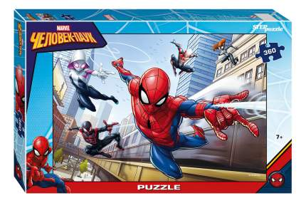 Пазл Step Puzzle Человек паук 2 360 элементов