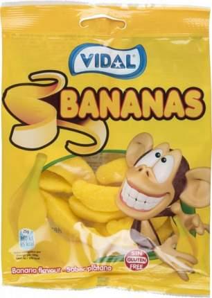 Мармелад жевательный Vidal бананы 50 г