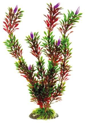 Искусственное растение ветка 30см зеленый, красный, фиолетовый