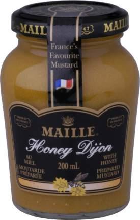 Горчица Maille с медом 200 мл