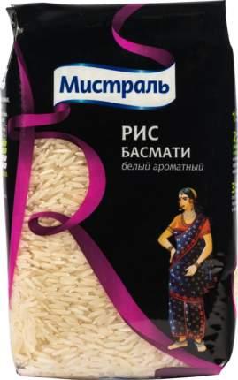 Рис басмати Мистраль белый ароматный 500 г