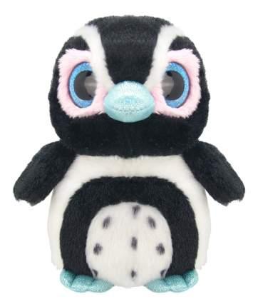 Мягкая игрушка Wild Planet Пингвин 15 см черный белый k8162