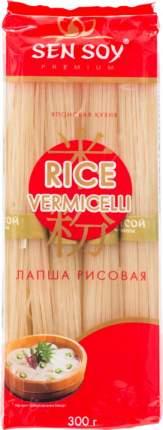 Лапша рисовая Sen Soy rice vermicelli premium 300 г