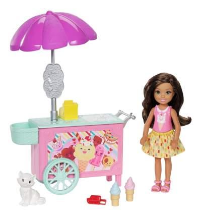 Куклы Barbie Mattel Челси и набор мебели FDB33