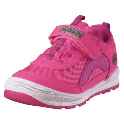 Кроссовки Lassie by Reima Samico для девочек р.33, розовый