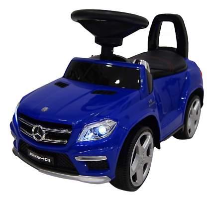 Толокар Mercedes-Benz синий RIVERTOYS