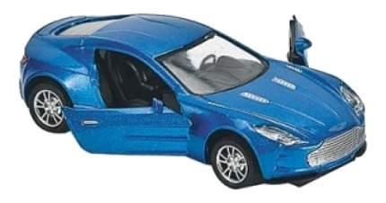 Коллекционная модель Супер-авто 4 Рыжий кот и-4627 1:36