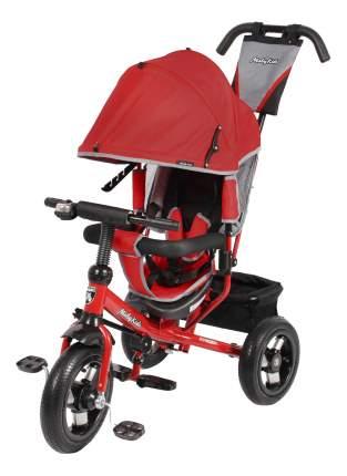 Велосипед Moby Kids Comfort Air 12x10 красный