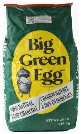 Уголь древесный Big Green Egg, 9 кг