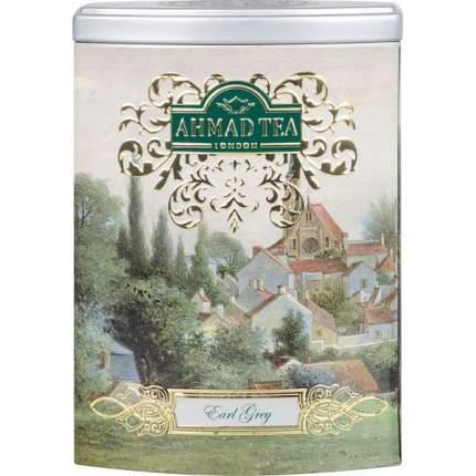 Чай черный Ahmad Tea earl grey в подарочной упаковке 100 г