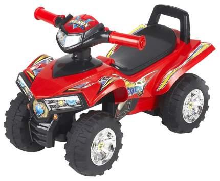 Каталка детская Sweet Baby ATV квадроцил красная