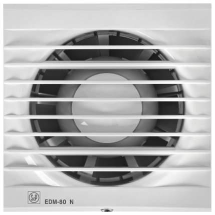 Вентилятор вытяжной Soler&Palau EDM 80 N 03-0103-209