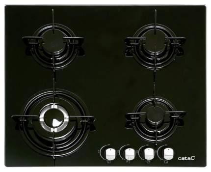 Встраиваемая варочная панель газовая CATA CB 631 A Black