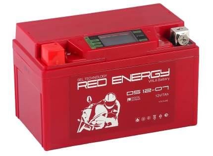 Аккумуляторная батарея Red Energy DS 1207