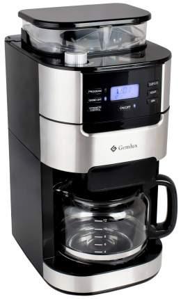 Кофеварка капельного типа Gemlux GL-CM-77 Black/Silver