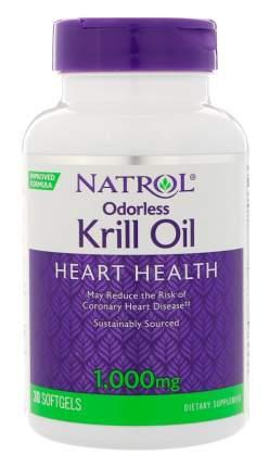 Omega-3 Natrol Krill Oil 30 капс.