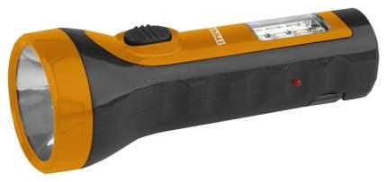 Туристический фонарь Трофи TA15 черный/оранжевый, 3 режима