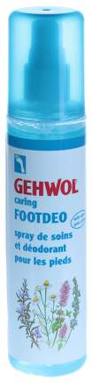 Дезодорант для ног Gehwol Caring Footdeo 150 мл