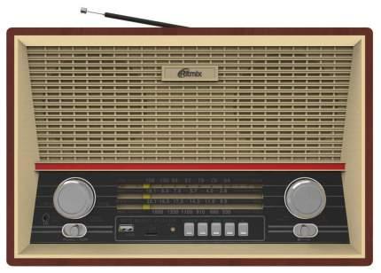 Радиоприемник Ritmix RPR-102 Brown
