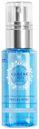 Спрей для лица Lumene Увлажняющая освежающая дымка для лица LAHDE 50 мл