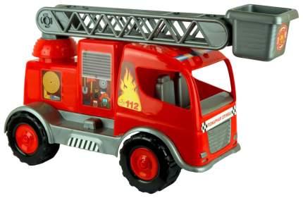 Машина спецслужбы Zebratoys Пожарная машина 15-11130, в асс.