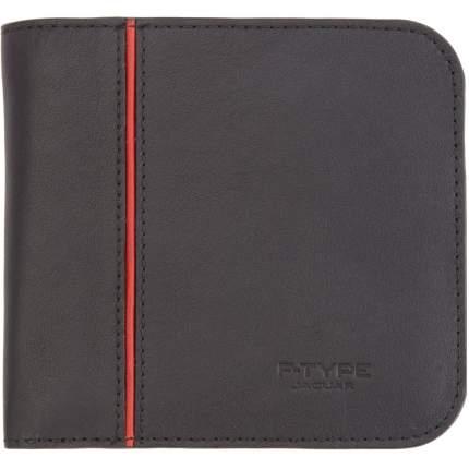 Мужской кожаный кошелек Jaguar Leather F-type Wallet, артикул JSLGTRXFTW