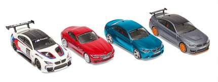 Модели спортивных автомобилей BMW Sport Car Collection, масштаб 1:64, 80412413806