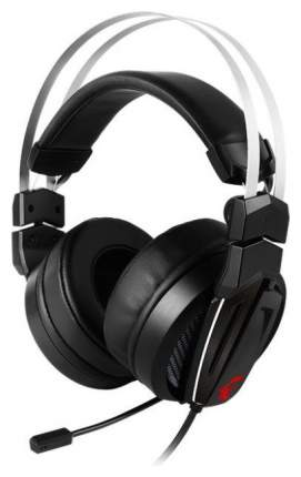 Игровые наушники MSI GAMING Headset Immerse GH60 Red/Black