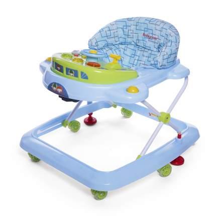 Ходунки Baby Care Tom&Mary J-205 Синий/Зеленый