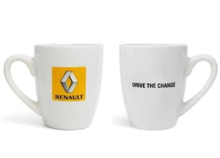 Керамическая кружка с логотипом Renault 7711546586 White