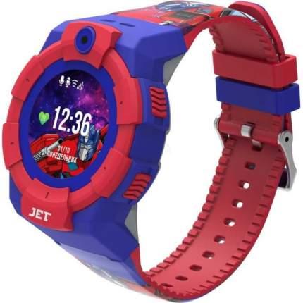 Детские смарт-часы JET KID Red/Blue