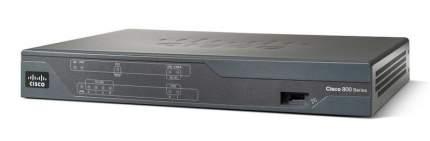 Маршрутизатор Cisco C881-K9 (CISCO881-SEC-K9)