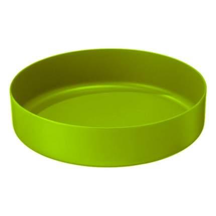 Тарелка MSR пластиковая Deep Dish Plate Small зеленая MEDIUM