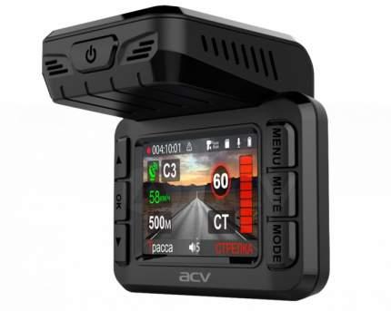 Видеорегистратор с радар-детектором  ACV GX8000