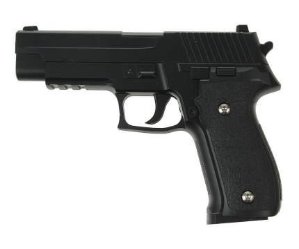Страйкбольный пружинный пистолет Galaxy  Китай (кал. 6 мм) G.26 (SIG226)