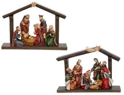 Декорация новогодняя Koopman AAA463270 20,3х5,5х15 см