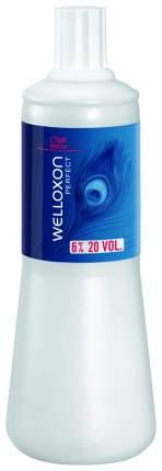Проявитель Wella Welloxon Perfect 6% 1000 мл