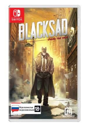Игра для Nintendo Switch Blacksad: Under The Skin. Limited Edition