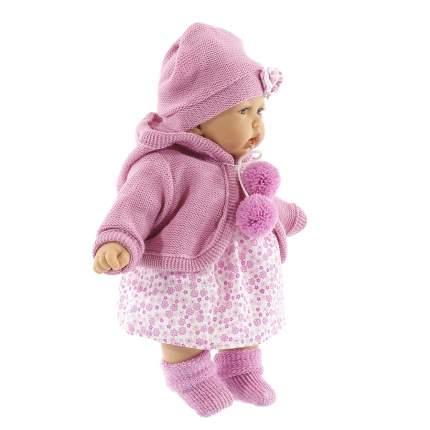 Кукла Munecas Antonio Азалия в Ярко-Розовом 27 см (1220C)