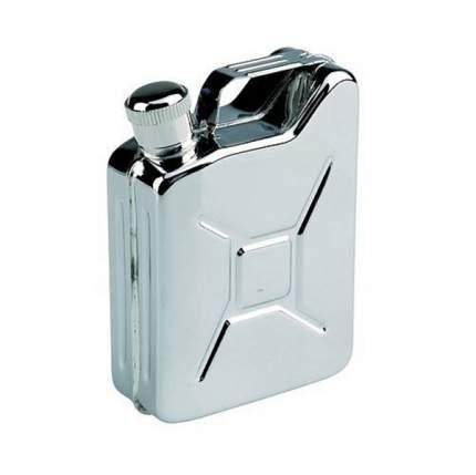 Фляга походная AceCamp S/S Flask Gas Can shape 5OZ 1512
