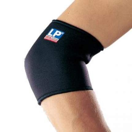 Суппорт локтя LP Support Neoprene Elbow Support 702, M, неопрен
