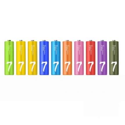 Батарейка Xiaomi Mi Rainbow ZI7 AAA 10 шт