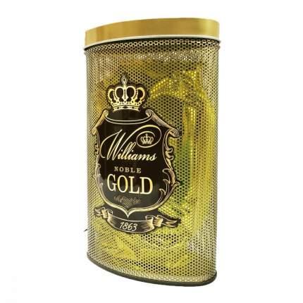 Чай Williams Noble Gold черный с большим содержанием типс (чайных почек) 150 г