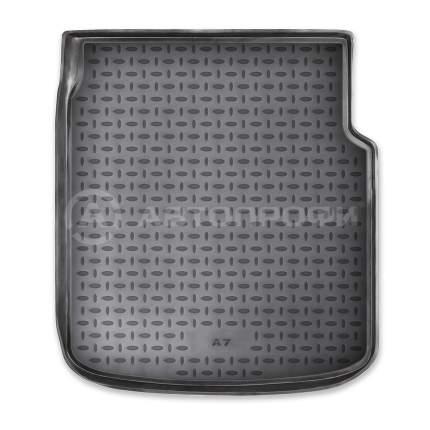 Коврик в багажник для KIA Soul II 2013- / 85677