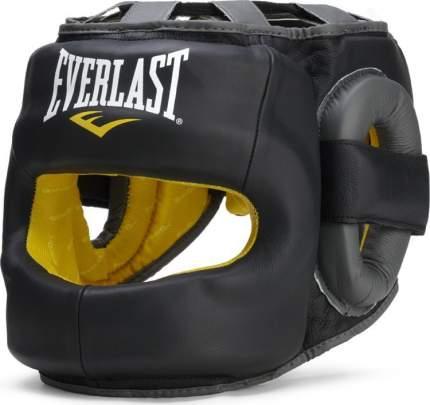 Шлем боксерский Everlast C3 Savemax L/XL 570401 (черный)