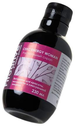 Сироп для женщин Алвитта Секс energy woman для повышения либидо 230 мл