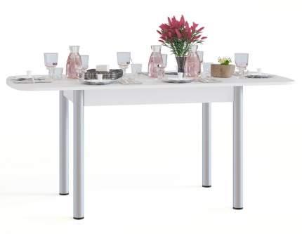 Кухонный стол Сокол СО-3м белый, 165х80х77 см