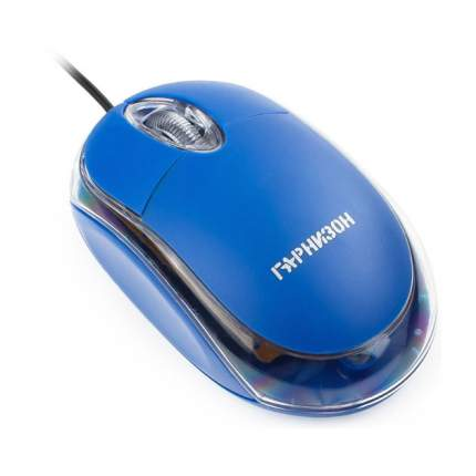 Мышь Гарнизон GM-100B Blue